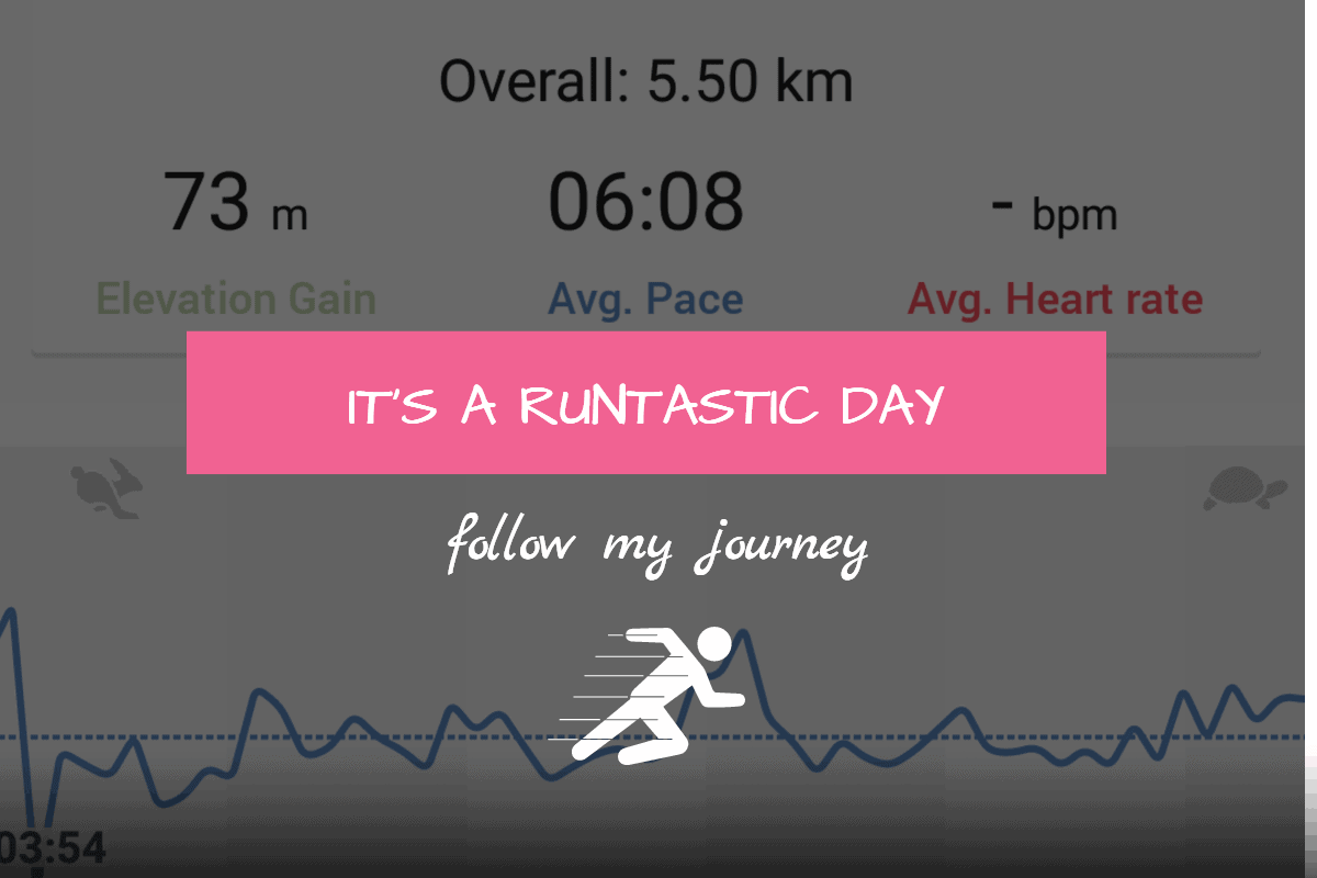 ITS A RUNTASTIC DAY