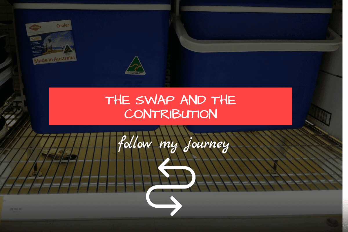 THE SWAP AND THE CONTRIBUTION