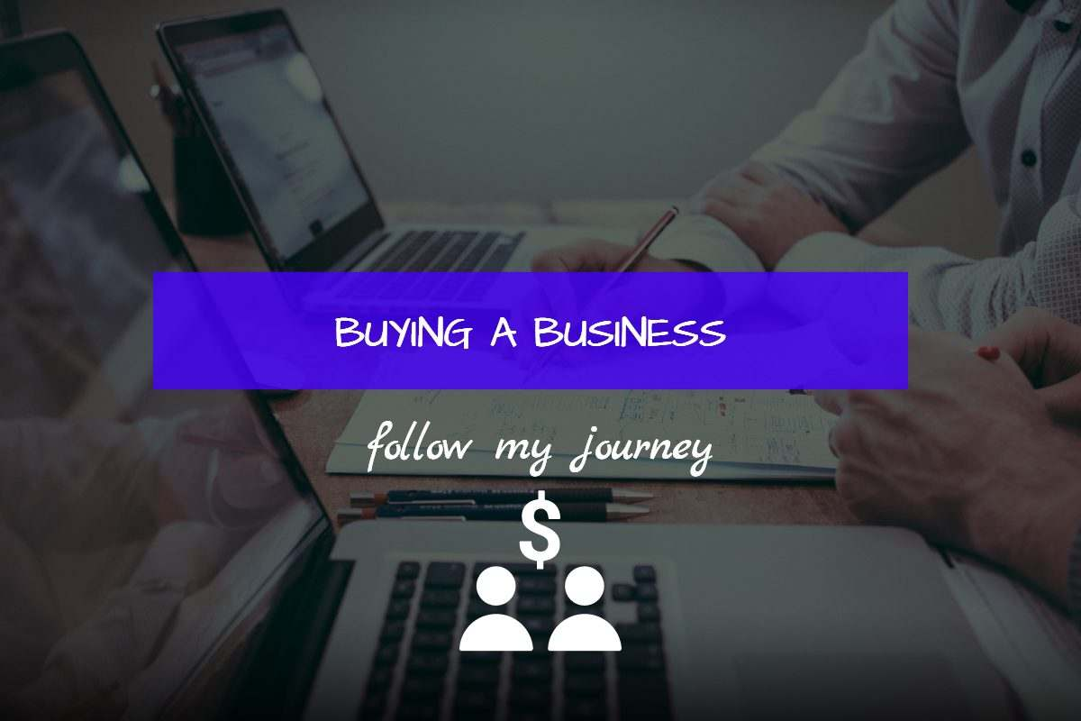 BUYING A BUSINESS