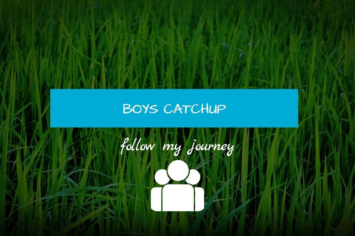 boys catchup