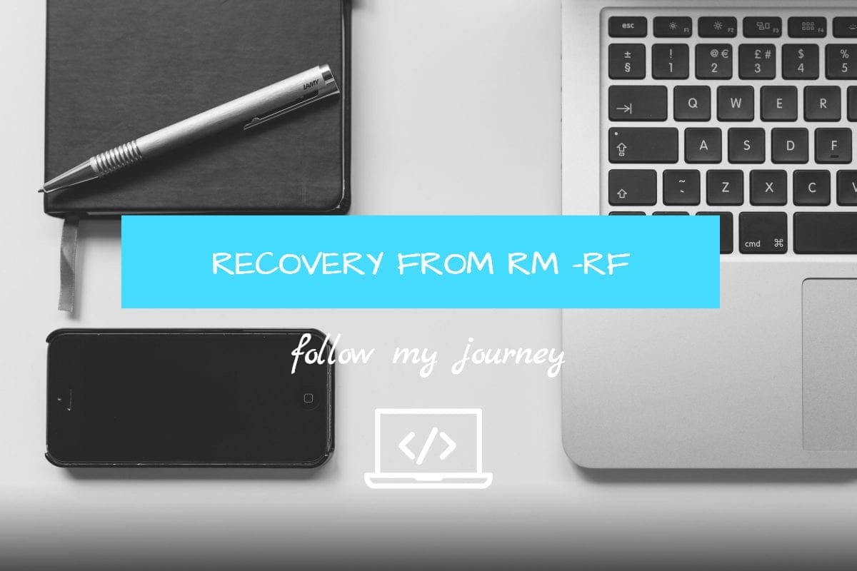 recovery from RM RF