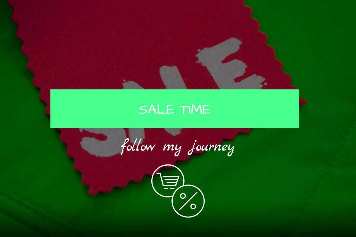 sale time 1