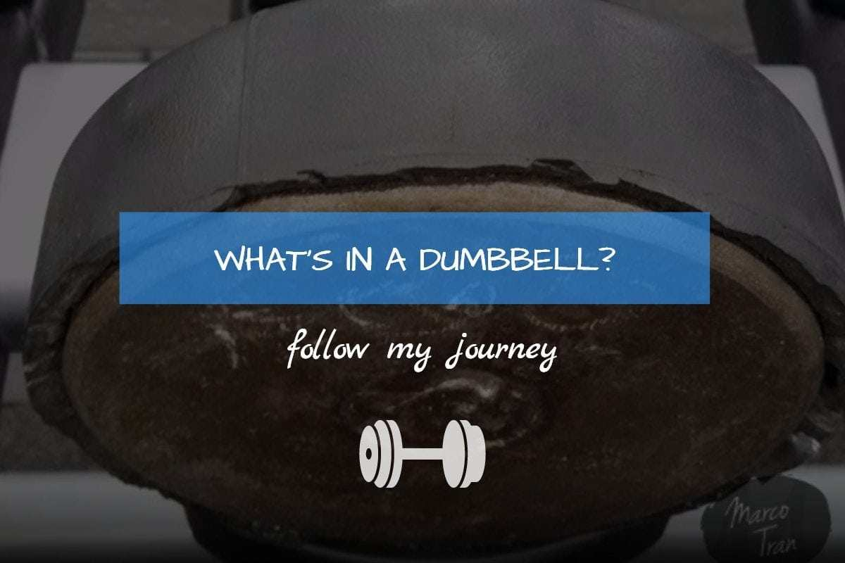 marco tran whats in a dumbbell