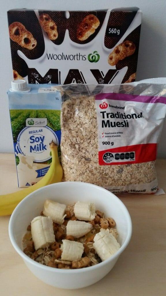 Marco Tran - Woolworths Homebrand - Healthy Breakfast