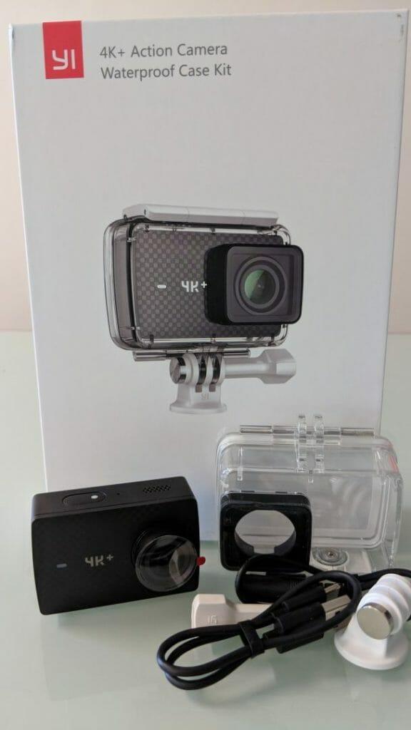 Marco Tran - XiaoMi Yi 4k plus