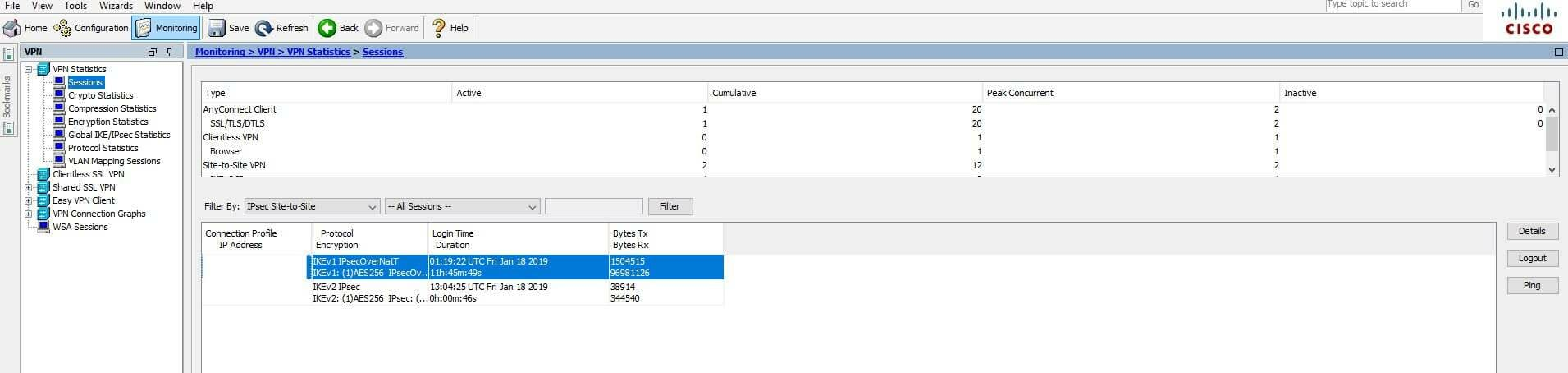 CONFIGURING THE CISCO ASA - Marco Tran