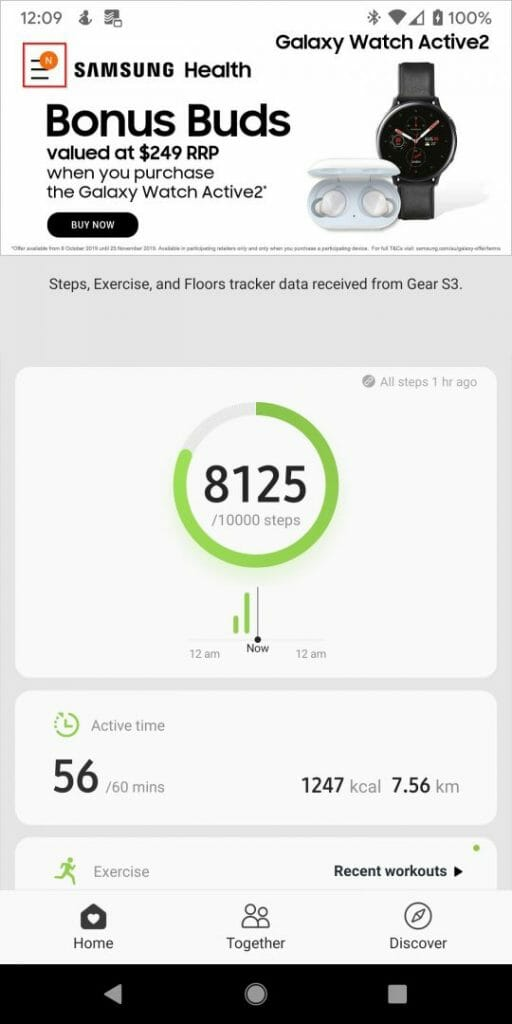 Marco Tran - FIXING SYNCHING ISSUE WITH SAMSUNG HEALTH AND STRAVA