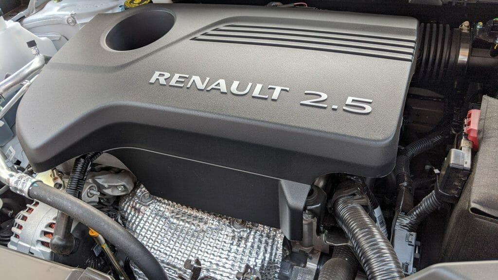 Marco Tran - Renault KOLEOS Formula Edition Engine