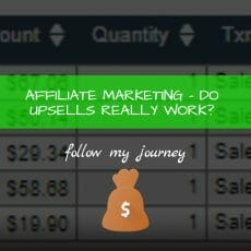 Marco Tran AFFILIATE MARKETING DO UPSELLS REALLY WORK