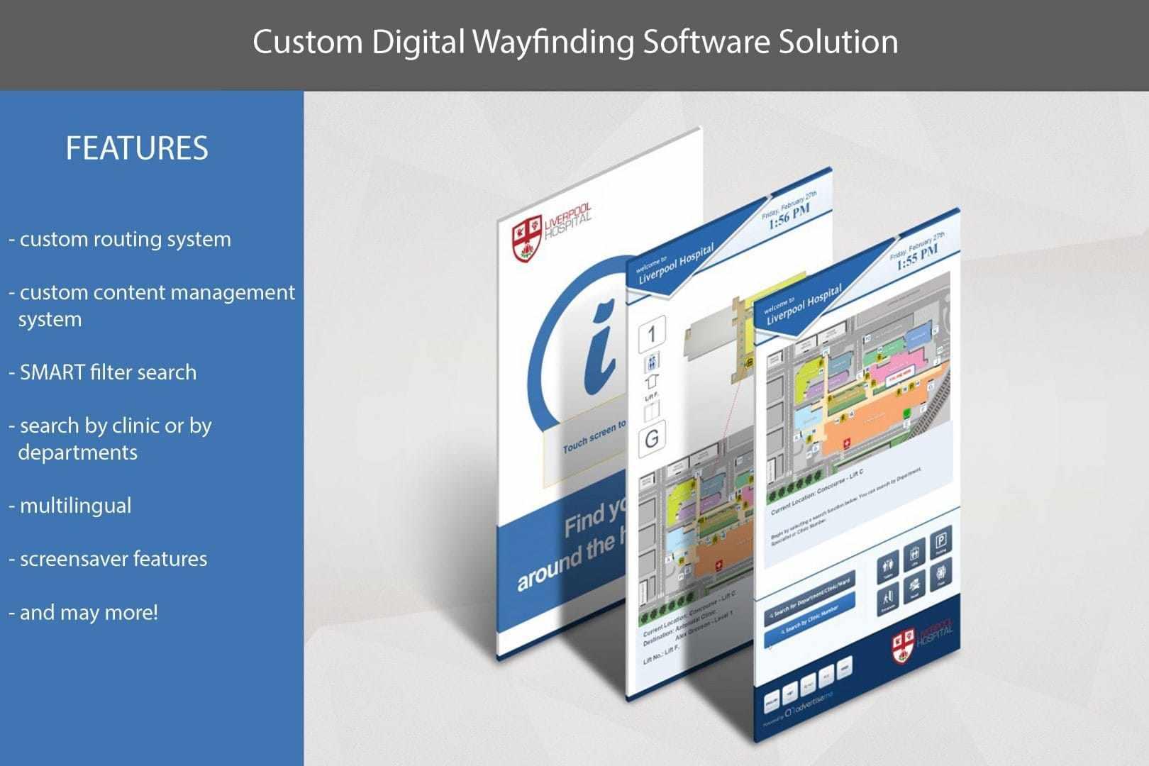 Marco Tran The Simple Entrepreneur Digital Wayfinding Software