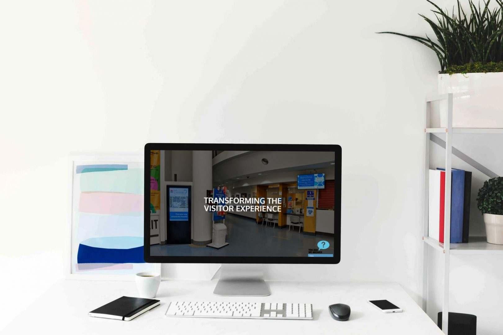 Marco Tran The Simple Entrepreneur Digital Wayfinding Solutions Website