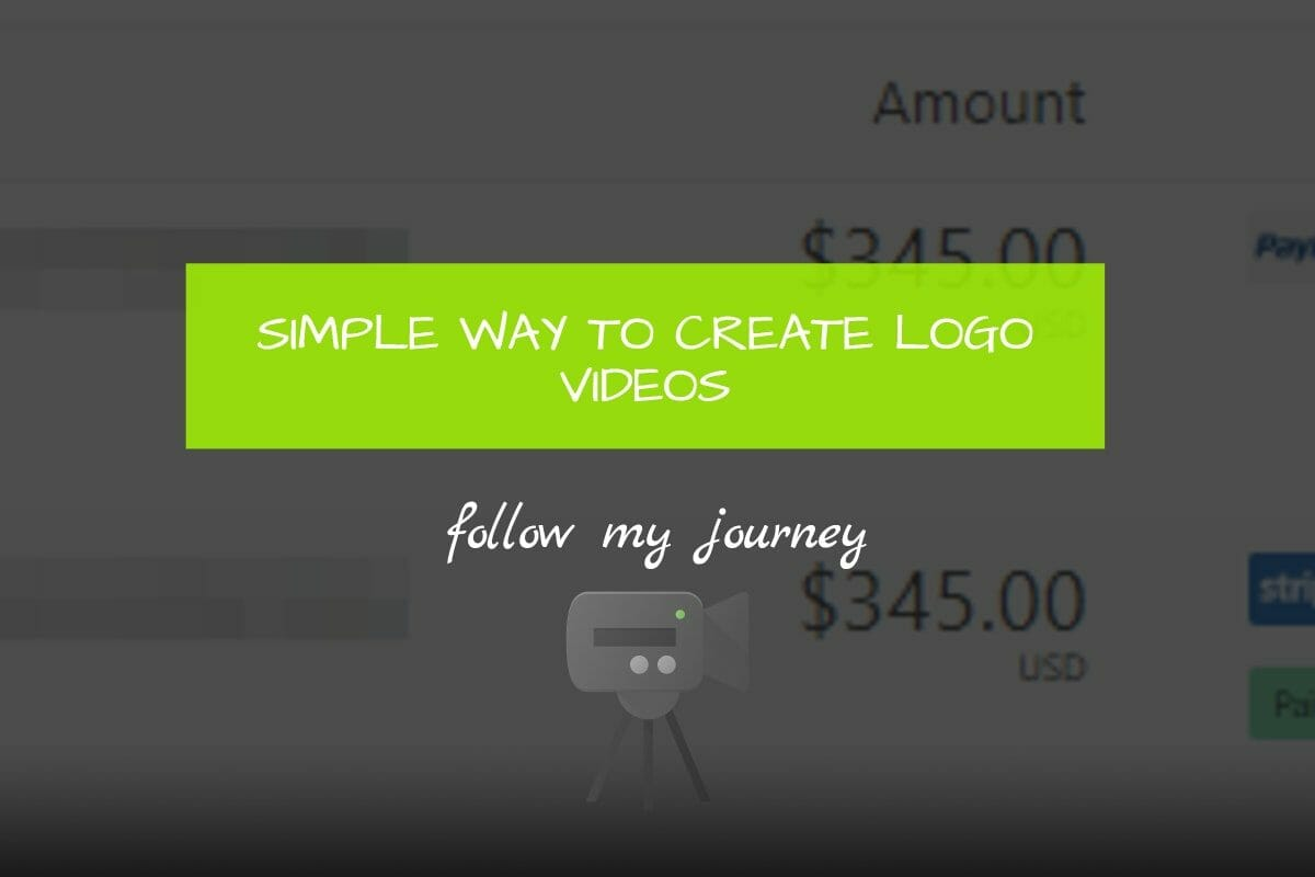 Marco Tran The Simple Entrepreneur SIMPLE WAY TO CREATE LOGO VIDEOS