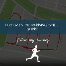 Marco Tran The Simple Entrepreneur 200 Days of running header