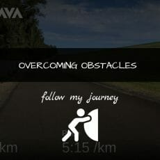 Marco Tran The Simple Entrepreneur Overcoming Obstacles Strava Run header