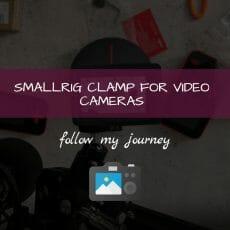 Marco Tran The Simple Entrepreneur SMALLRIG CLAMP FOR VIDEO CAMERAS