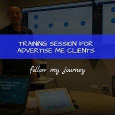 Marco Tran The Simple Entrepreneur TRAINING SESSION FOR ADVERTISE ME CLIENTS featured