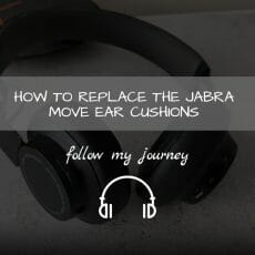 Marco Tran The Simple Entrepreneur HOW TO REPLACE THE JABRA MOVE EAR CUSHIONS