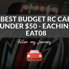 BEST BUDGET RC CAR UNDER 50 EACHINE EAT08 The Simple Entrepreneur header
