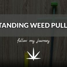 STANDING WEED PULLER The Simple Entrepreneur header